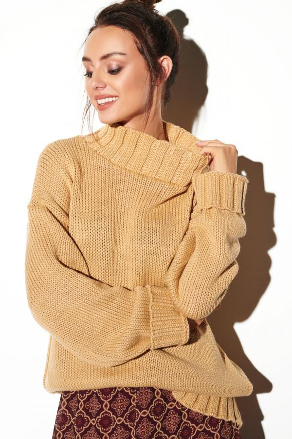 Sweter z półgolfem LARA 3