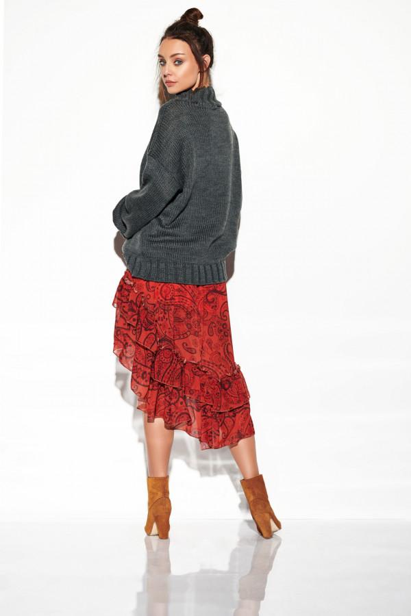 Sweter z półgolfem LARA 1