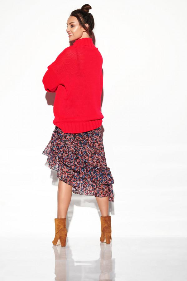 Sweter z półgolfem LARA 2