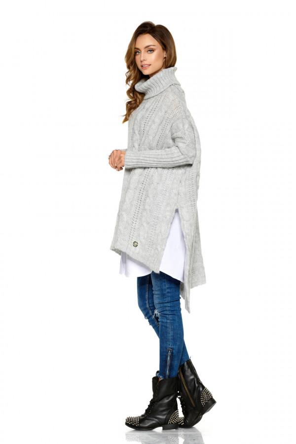 Sweter z golfem oversize WINONA 2