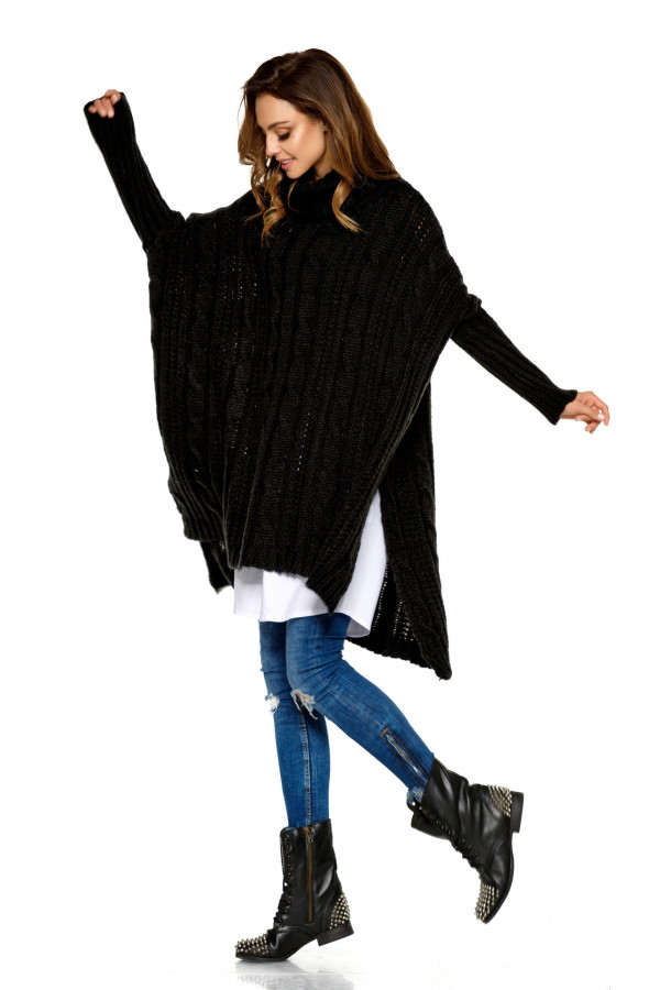 Sweter z golfem oversize WINONA 4