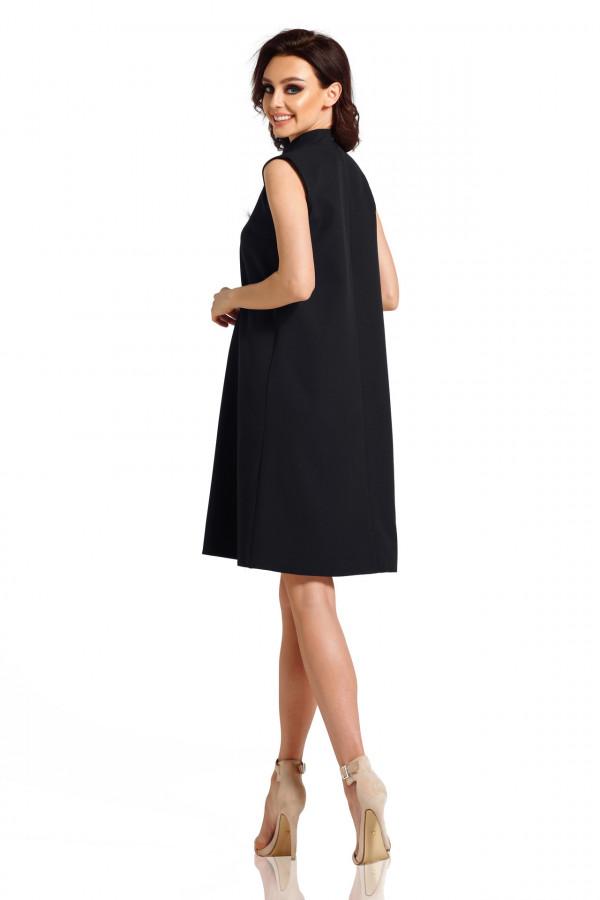 Sukienka bez rękawów z kokardą PIXIE 1
