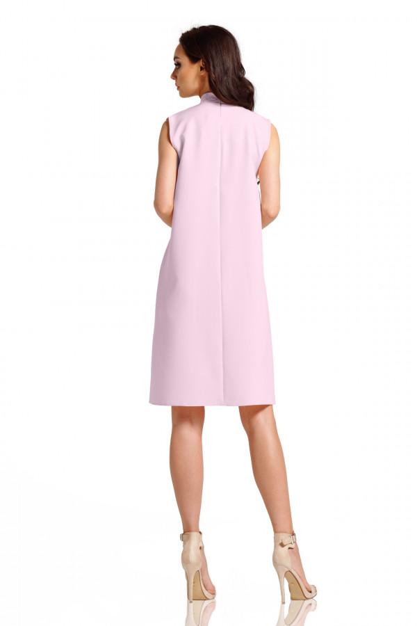Sukienka bez rękawów z kokardą PIXIE 3