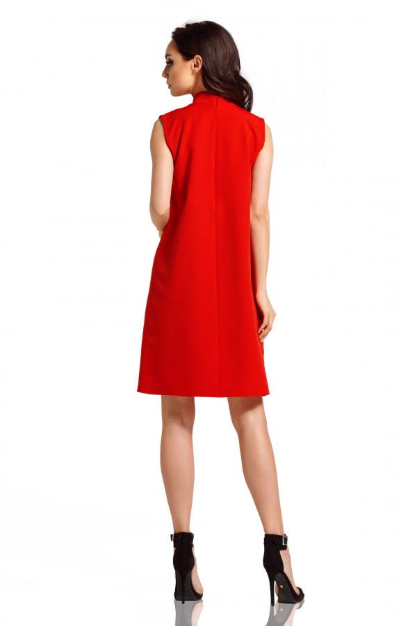 Sukienka bez rękawów z kokardą PIXIE 4