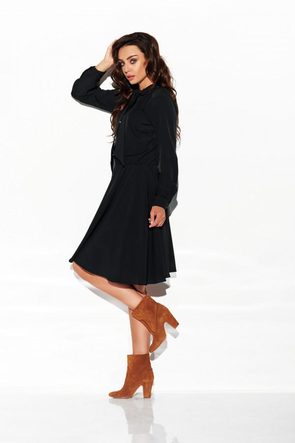 Sukienka z wiązaniem pod szyją 1