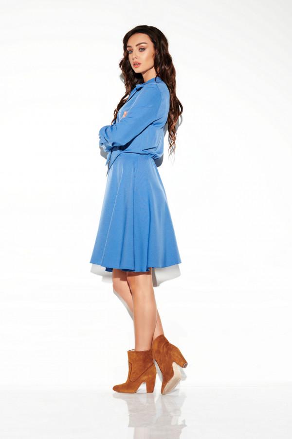 Sukienka z wiązaniem pod szyją 2