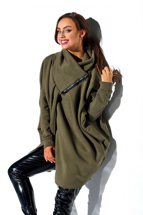 Długa bluza oversize WINDY 1
