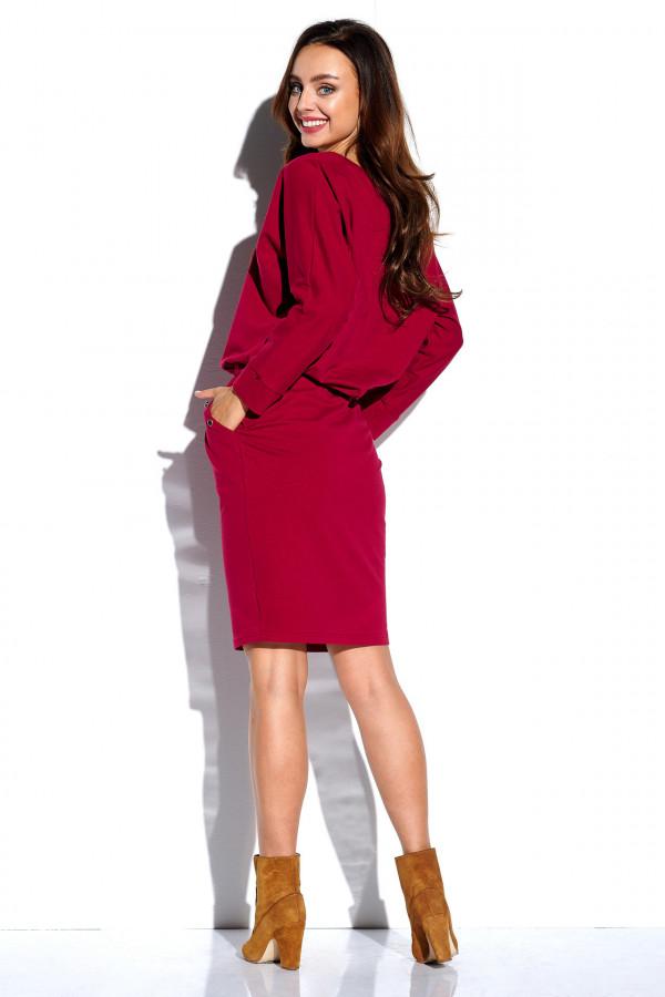 Dresowa sukienka LAURA 1
