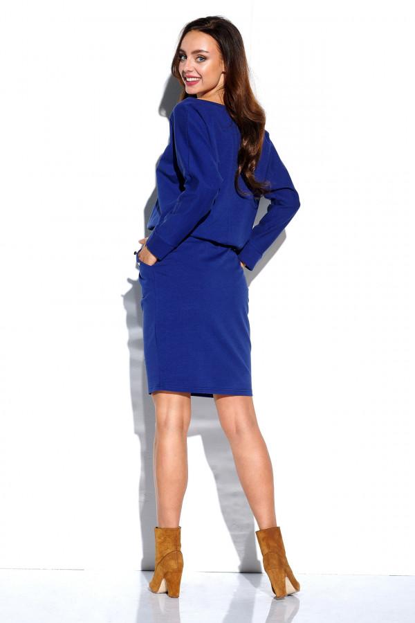 Dresowa sukienka LAURA 3