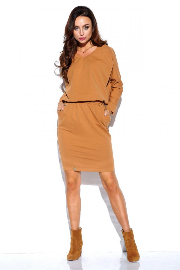 Dresowa sukienka LAURA