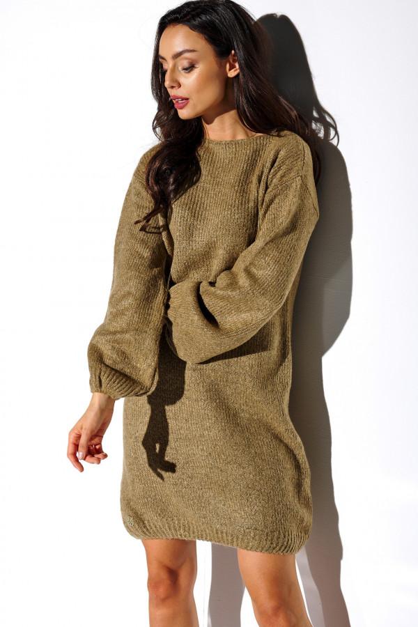 Swetrowa sukienka VIOLET 3