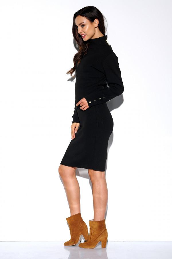 Sukienka sweterkowa MOLLY 2