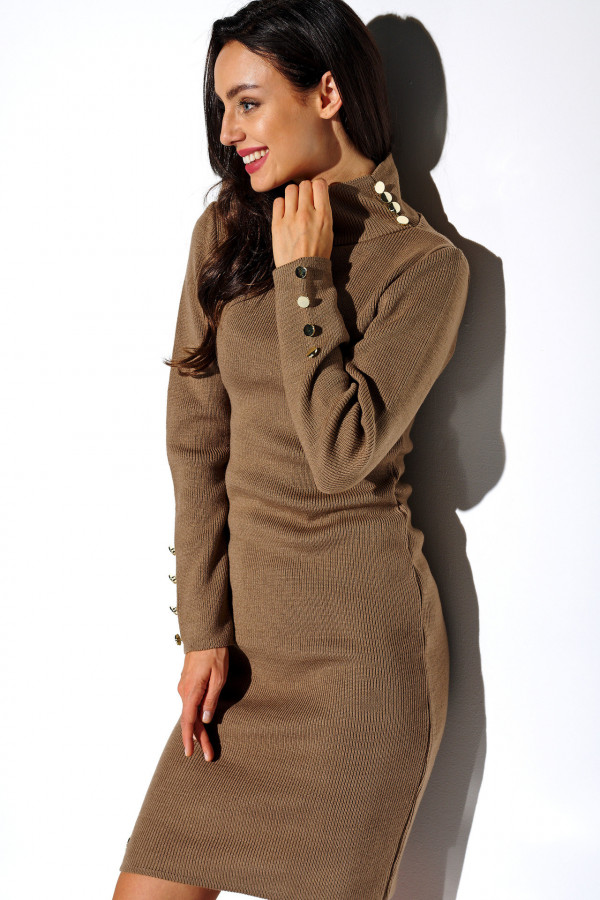 Sukienka sweterkowa MOLLY 3