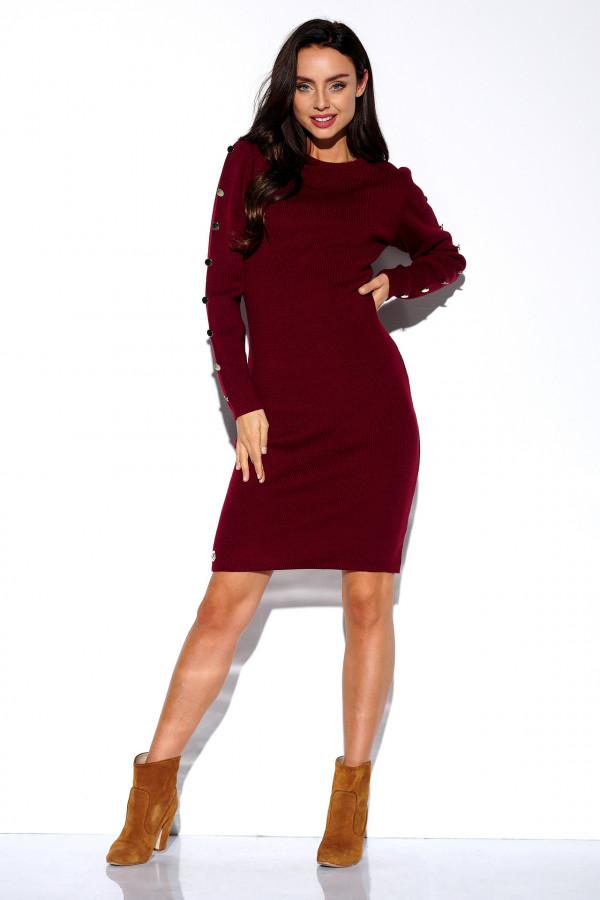 Sukienka sweterkowa DANNY