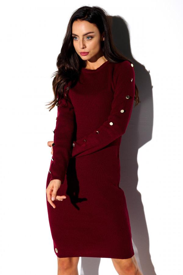 Sukienka sweterkowa DANNY 3