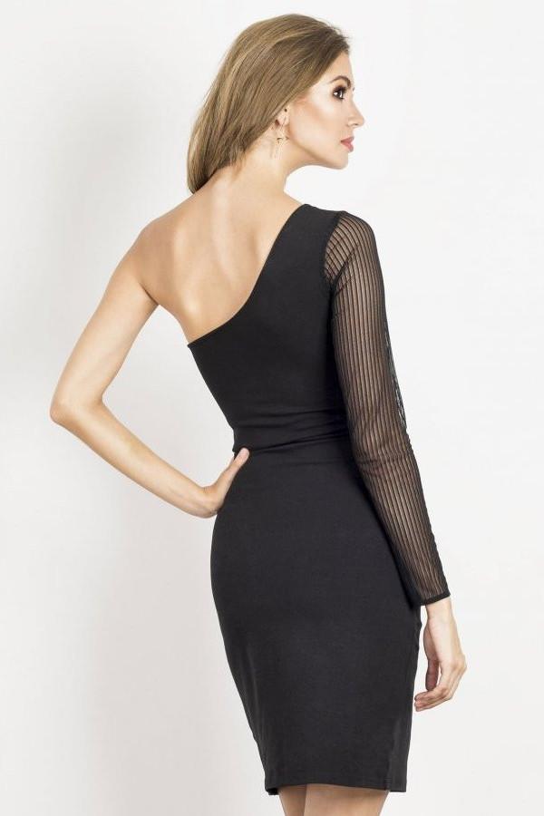 Sukienka na jedno ramię KENDALL 2