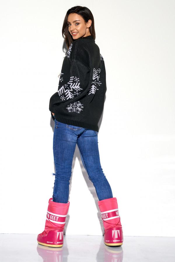Sweter półgolf ŚNIEŻYNKA 2