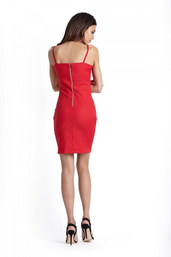 Sukienka z zipem na plecach CINDY 2