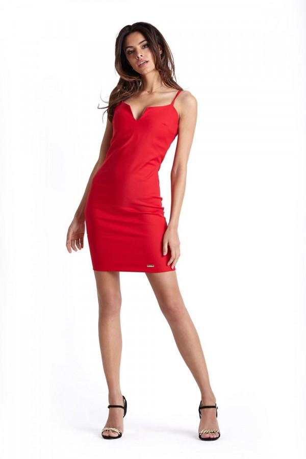 Sukienka z zipem na plecach CINDY