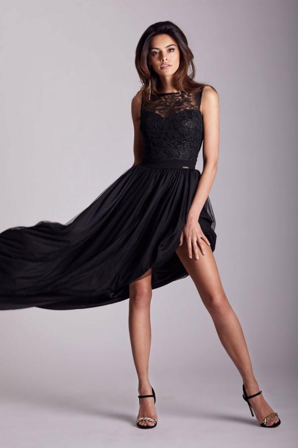 Wieczorowa długa sukienka SISI 1