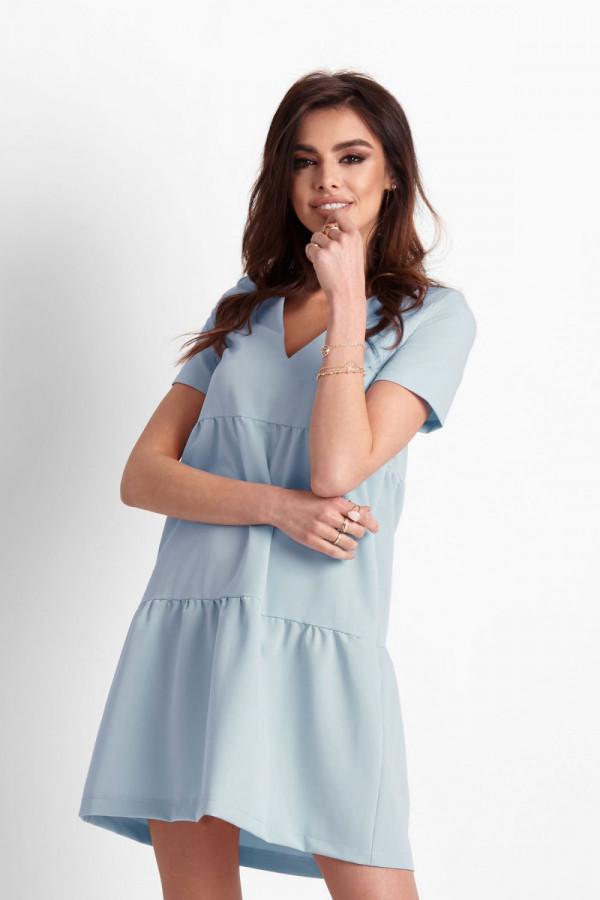 Trapezowa sukienka LOLA 2