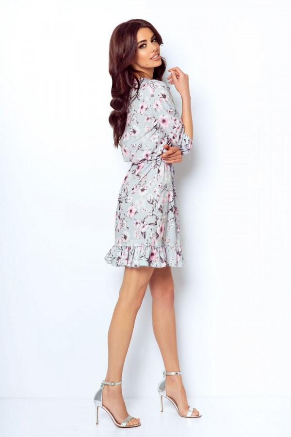 Sukienka w kwiaty MIRELLA 2