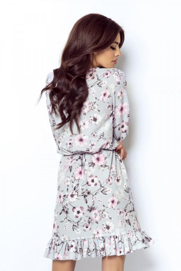 Sukienka w kwiaty MIRELLA 3