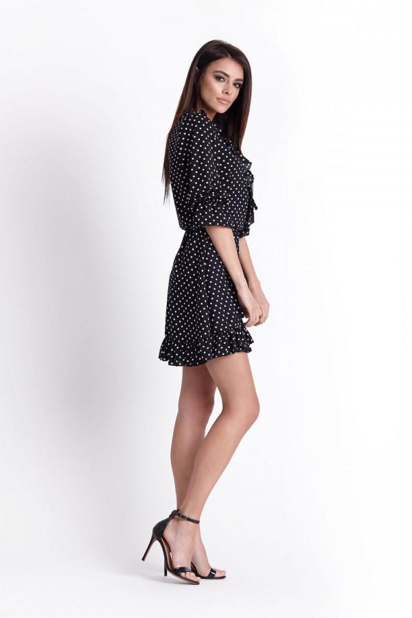 Sukienka w groszki MAYA 1