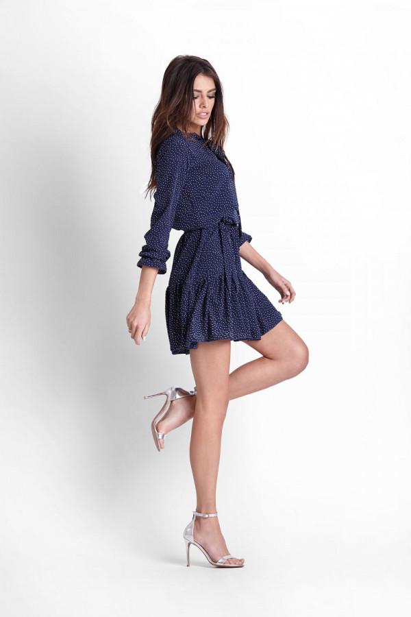 Sukienka w kropki INGA 2