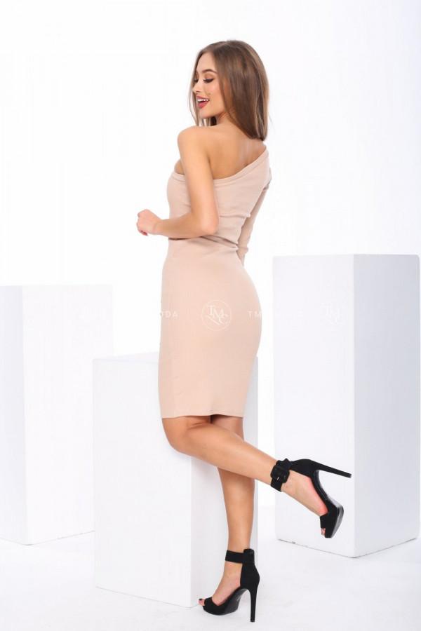 Sukienka na jedno ramię LADY 1