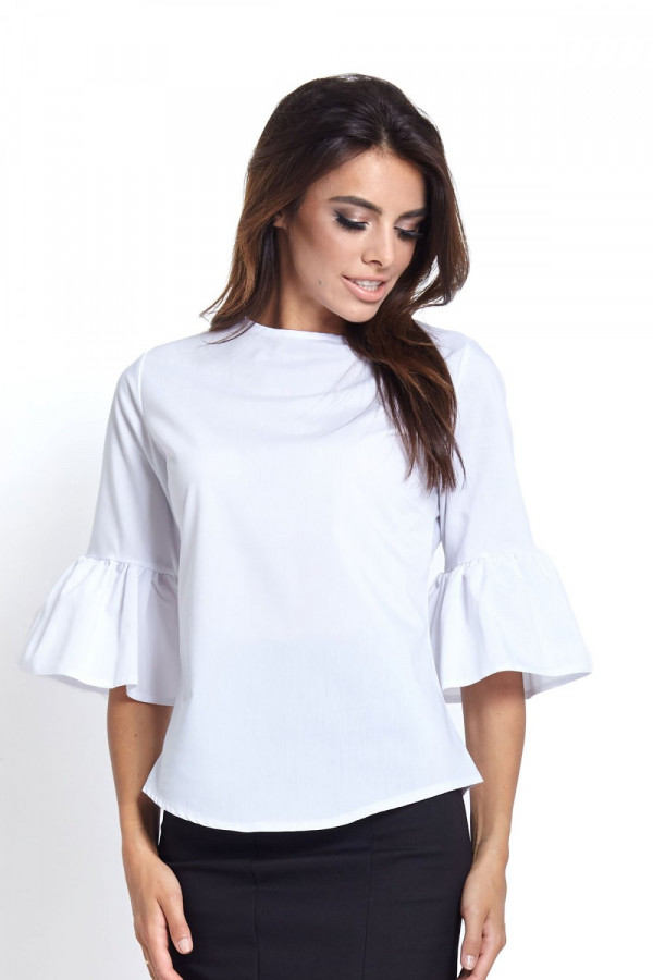 Bluzka koszulowa AVRIL