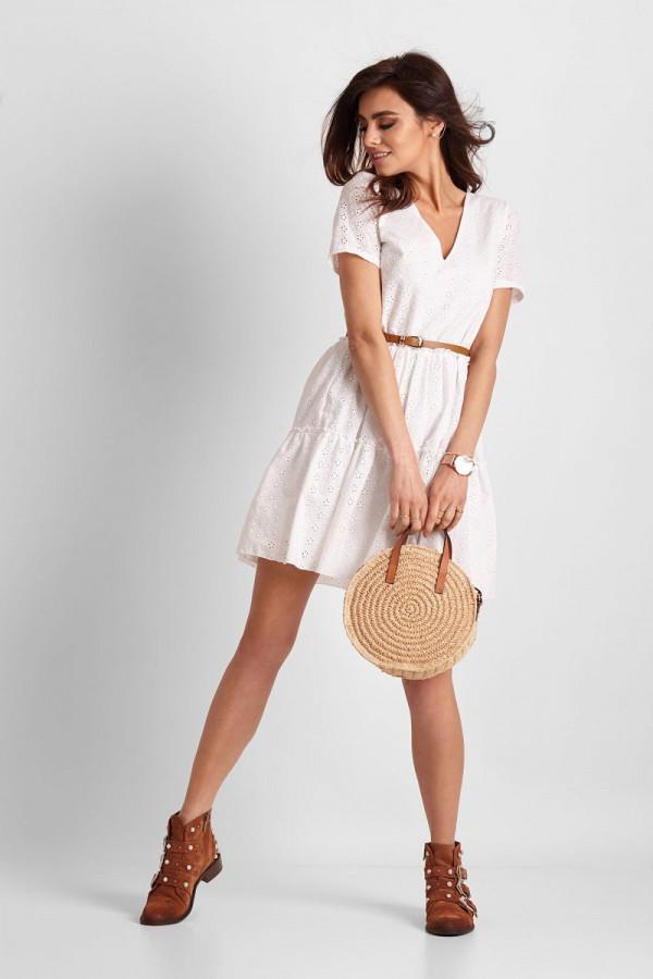 Sukienka ażurowa MELISA