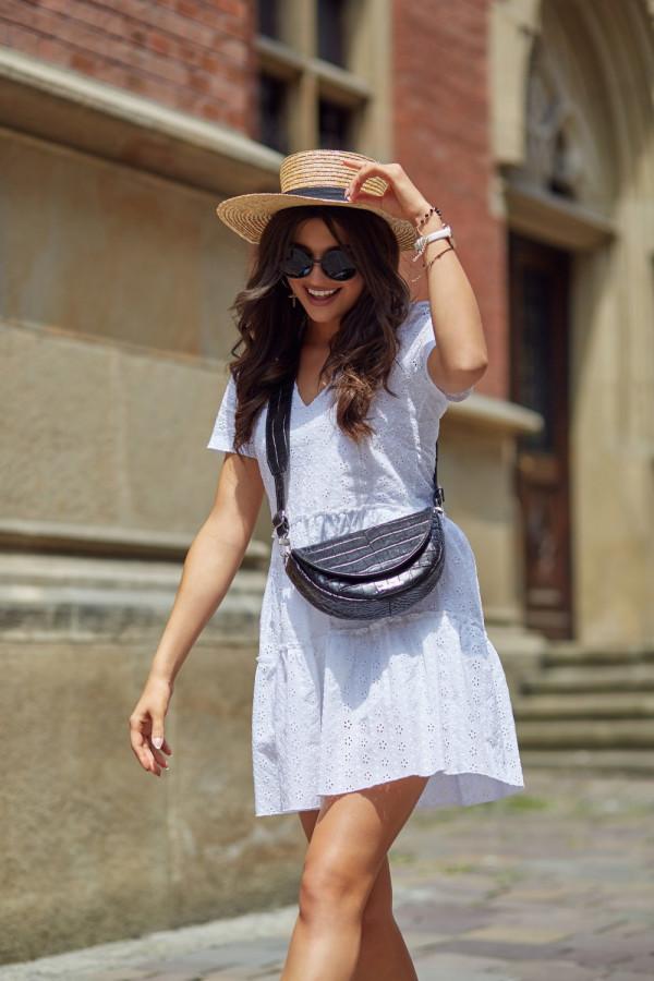 Sukienka ażurowa MELISA 7