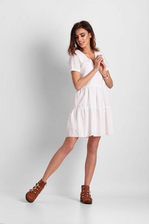 Sukienka ażurowa MELISA 3