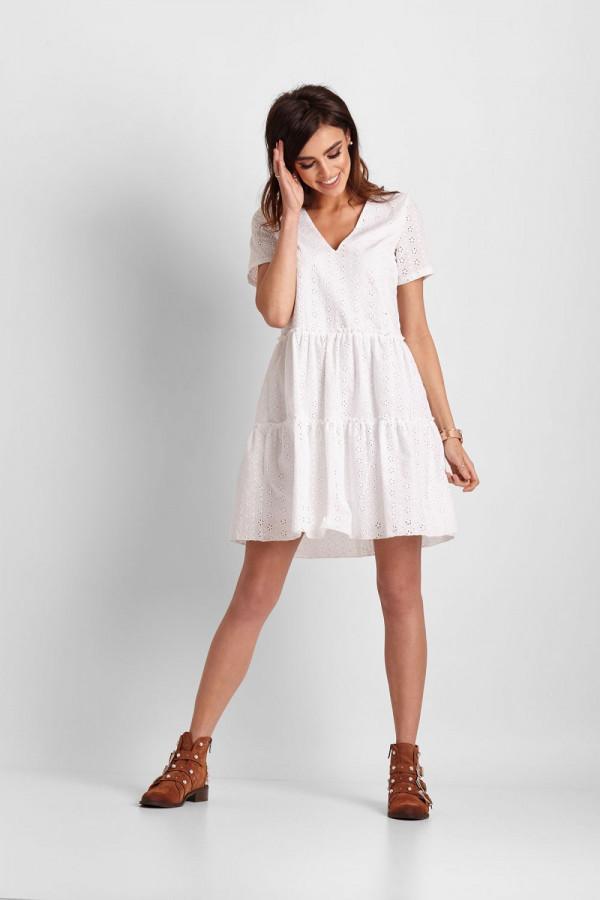 Sukienka ażurowa MELISA 2