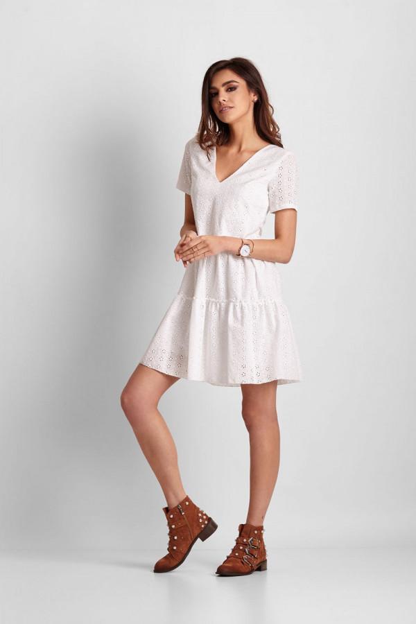 Sukienka ażurowa MELISA 4