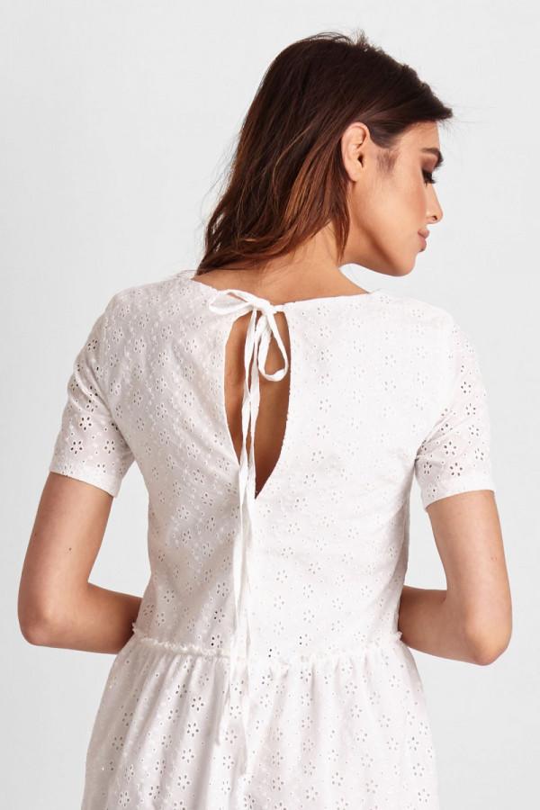 Sukienka ażurowa MELISA 5