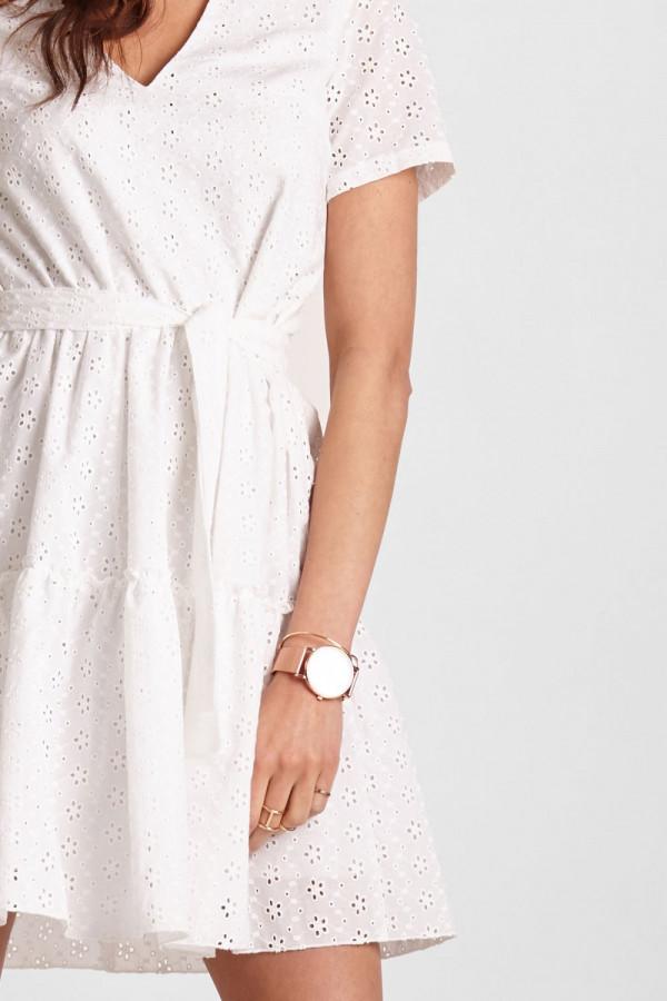 Sukienka ażurowa MELISA 6