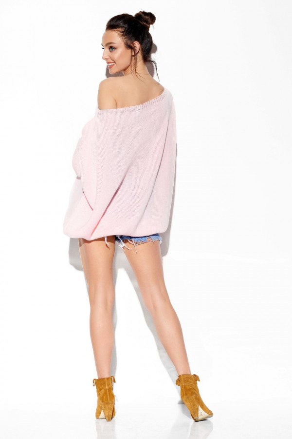 Oversizowy sweter MILLY 2