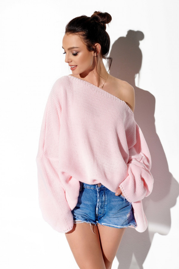 Oversizowy sweter MILLY 3