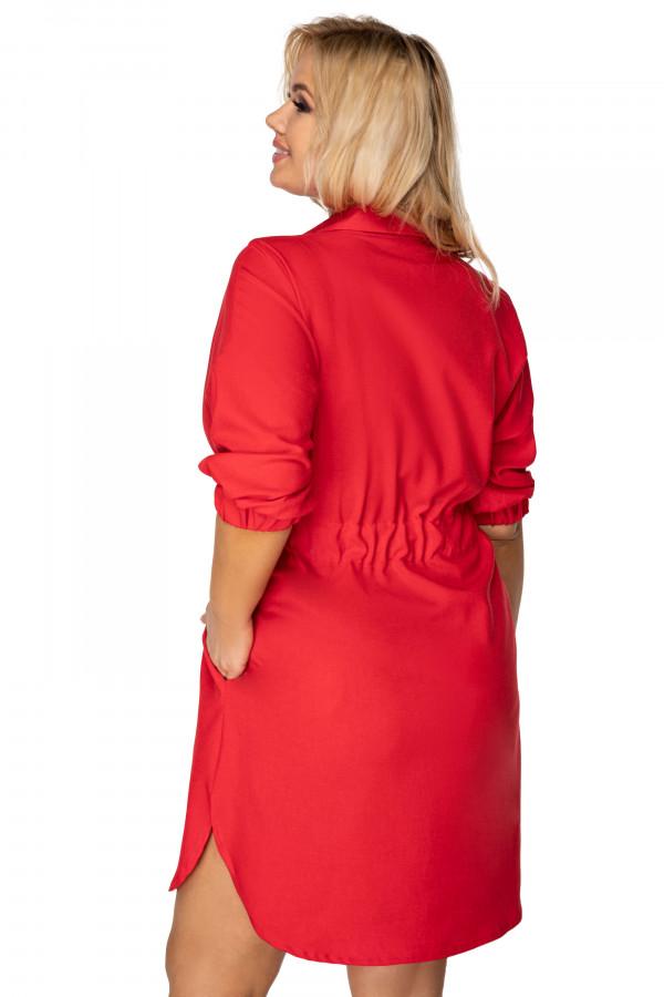Sukienka koszulowa CASIE 1