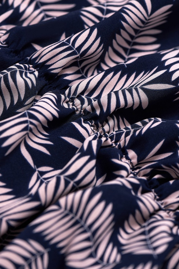 Luźna sukienka we wzory NEOMI 3