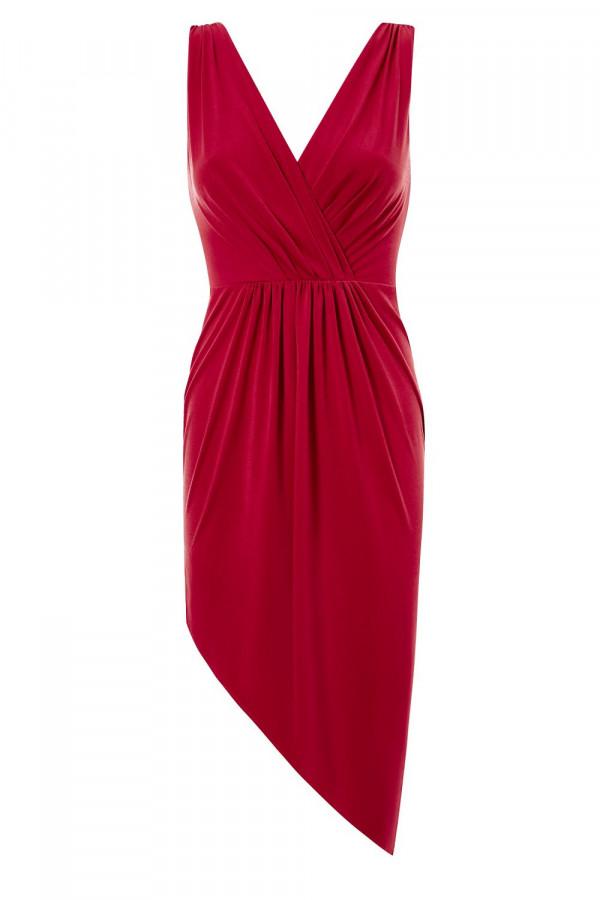 Sukienka asymetryczna GAJA 3