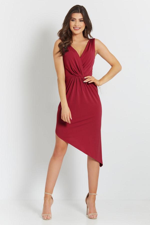 Sukienka asymetryczna GAJA 1