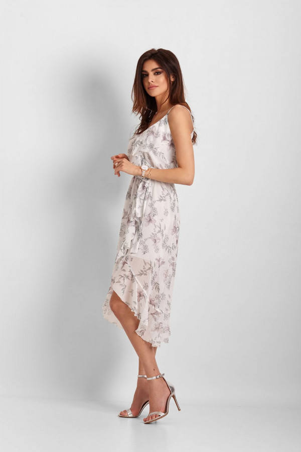 Asymetryczna sukienka CHANTAL 2