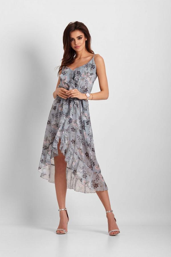 Asymetryczna sukienka CHANTAL