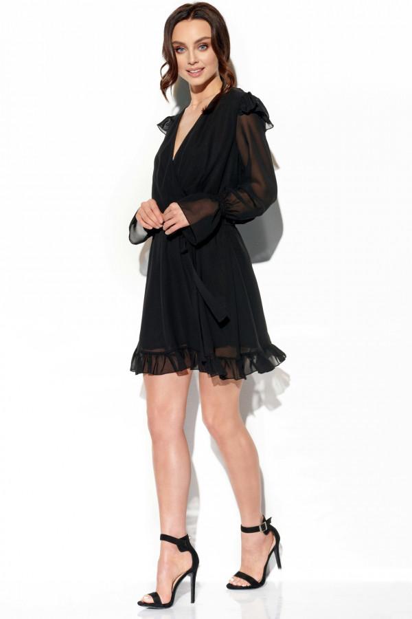Szyfonowa sukienka HOLLY