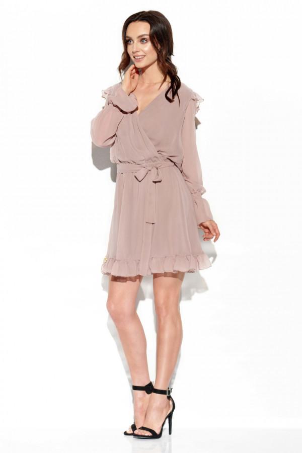 Szyfonowa sukienka HOLLY 1