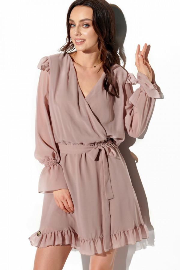 Szyfonowa sukienka HOLLY 3