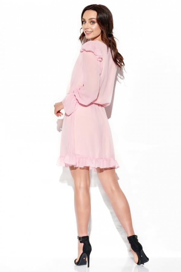 Szyfonowa sukienka HOLLY 2